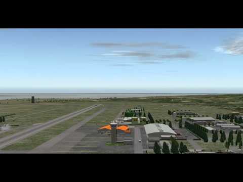 MiSO X-Plane Antonov An-148 TTCP(Crown Point)-TBPB(Grantley Adams Intl)