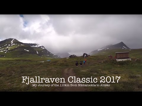 Fjallraven Classic 2017 - My Journey