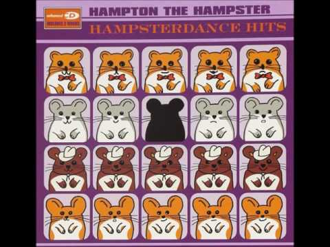 Hampton The Hampster – The Hampsterdance Song (Extended Mix)