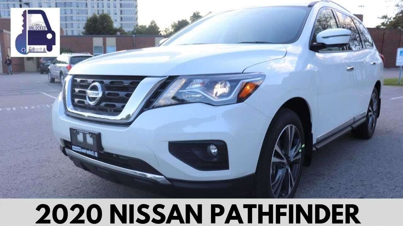 Nissan Pathfinder 2020 Review.2020 Nissan Pathfinder Platinum 4x4 In Depth Detailed Walk Around And Review