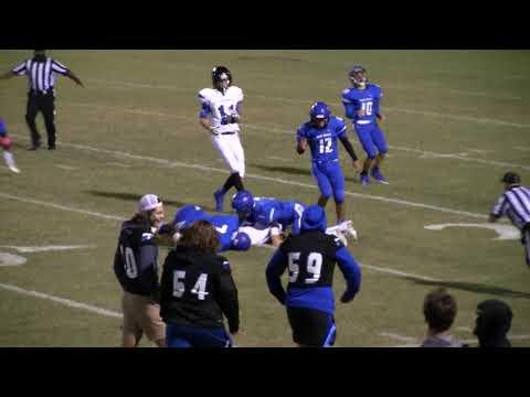 Kyle Kovalchuk NLHS Football Vs Maiden 2019 10 17