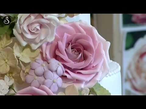 Wedding Cakes with Sarah Haywood  & Peggy Porschen