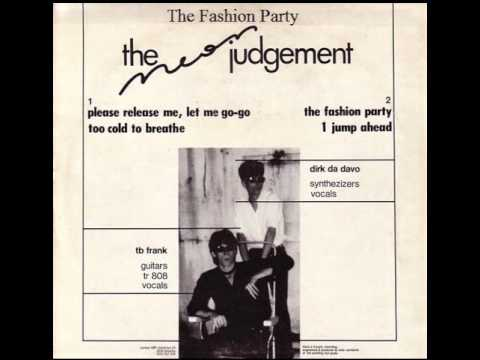 The Neon Judgement - The Fashion Party (1983)