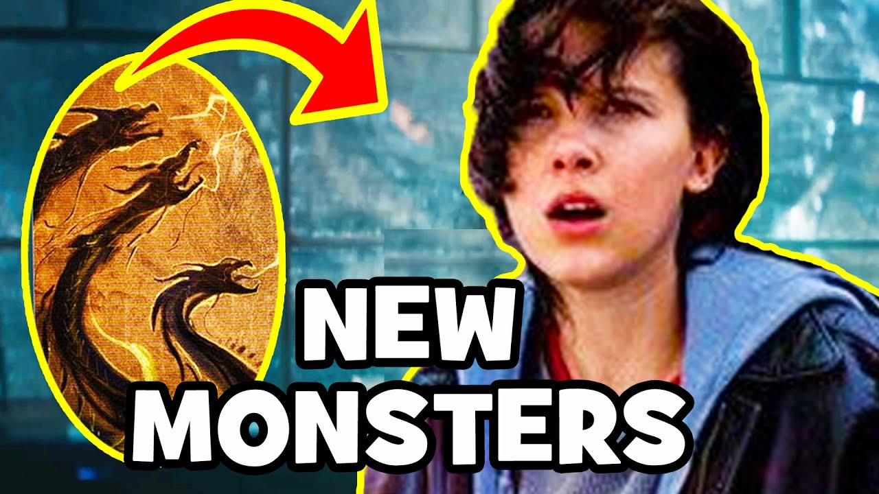 Godzilla King Of The Monsters Official Trailer New Monsters Explained