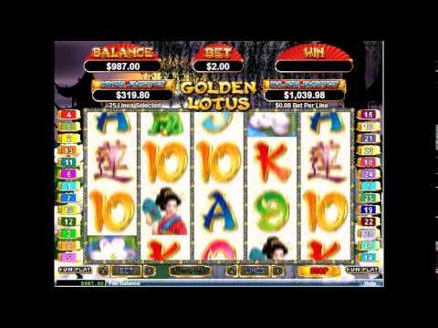 Как играть в игровой автомат Golden Lotus бесплатно - советы от портала 777igrovye-avtomaty.com
