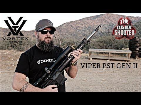 Vortex Viper PST Gen II 5-25x50 Review