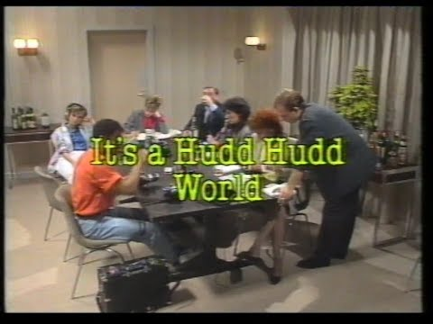 It's a Hudd Hudd World - Roy Hudd - Channel 4 31-12-87