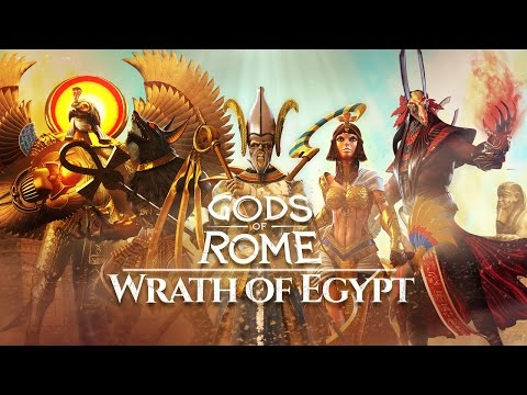 Gods of Rome - Wrath of Egypt Update