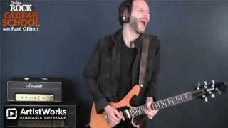 Rock Guitar Forum Jam: Paul Gilbert & Students