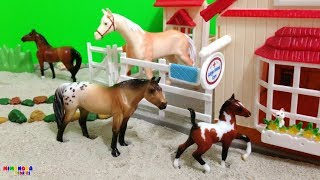 Caballos para niños 🐎  | Horses for children | Nursery Rhymes for Kids | Mimonona Stories