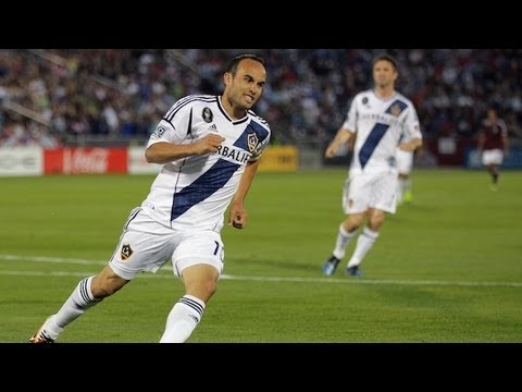 My Favorite Player is...Landon Donovan