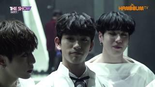 [더쇼킹] 아7ㅏ새들을 위한 갓세븐의 깜짝 무대! (feat.유겸, 진영)