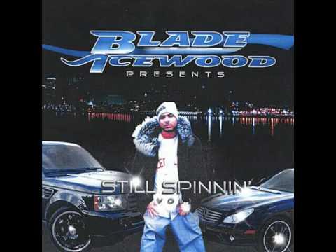 blade icewood still spinnin