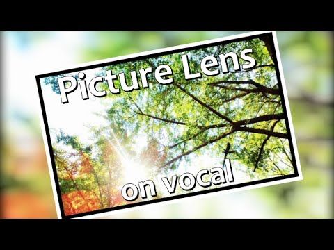 [Karaoke | on vocal] Picture Lens [KusoInakaP]