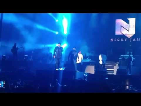 35 Interlude - Nicky Jam en Juntos en concierto 7 mp3