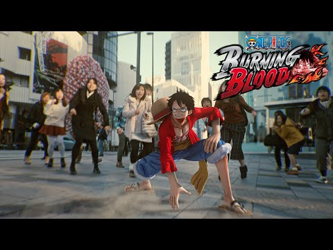One Piece: Burning Blood - Live Action Trailer | PS4, XB1, Vita, Steam