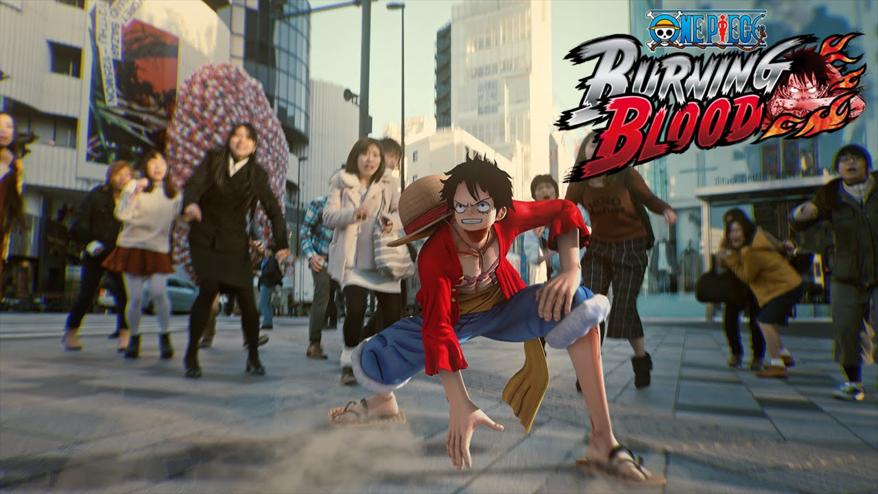 Download One Piece: Burning Blood - Live Action Trailer | PS4, XB1, Vita, Steam