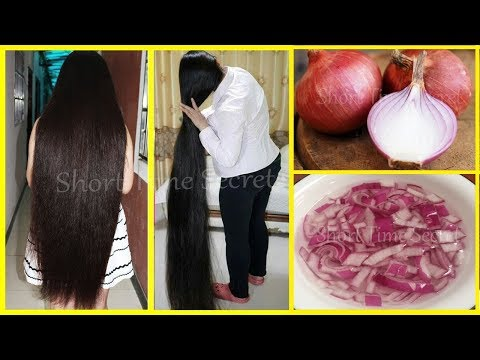 How To Get Long & Thick Hair, Stop Hair Fall & Get Faster Hair Growth In 7 Days