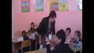урок русского языка в 3 классе Гилязова ММ