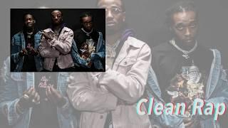 walk it talk it- Migos x Drake (Clean version)