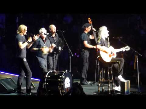 Queen + Adam Lambert - '39 - Madison Square Garden, NY 07/17/14