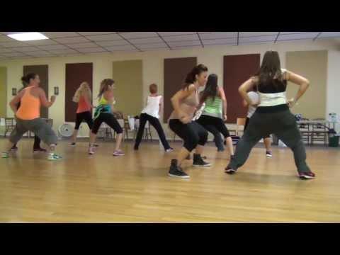 Tara Romano Dance Fitness - Flo rida ft. brianna - boom shaka laka