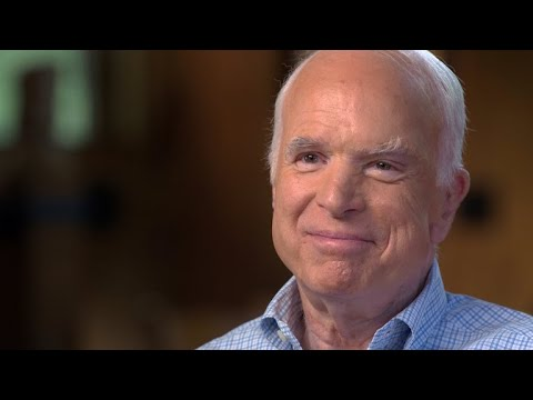 The closest of friends: John McCain and Ted Kennedy