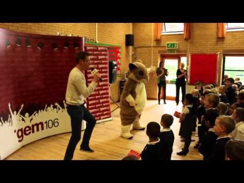 Sam and Amy's Assembly: Beaumont Lodge Primary School