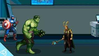 Marvel java games