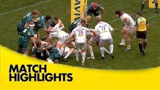 London Irish v Exeter Chiefs - Aviva Premiership Rugby 2017-18