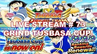 Captain Tsubasa Dream Team Climbing TSUBASA CUP Ladder Live Stream! キャプテン翼