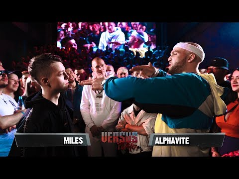VERSUS PLAYOFF: Miles VS Alphavite (1/8)