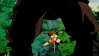DER UNGLÜCKSRABE | Robin Hood | Folge 44 | Deutsch