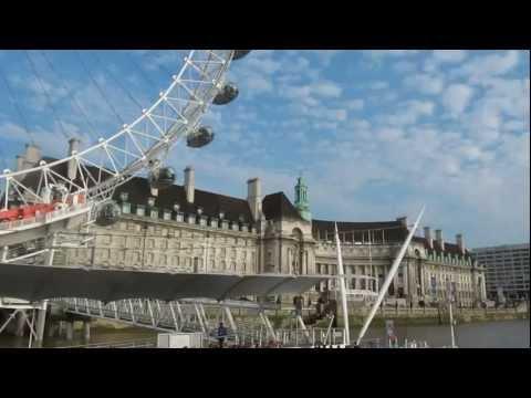London Thames River Cruise (HD)