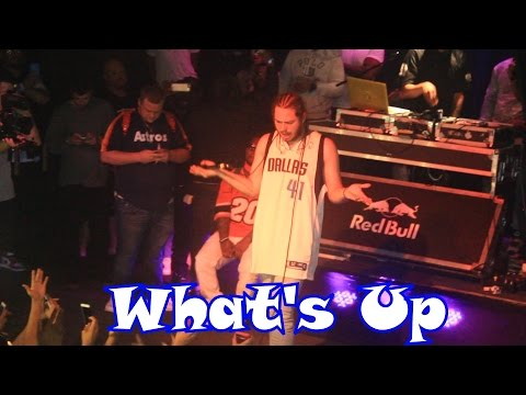 Post Malone - Whats Up (Performance) *Dallas Texas* Shot by @Jmoney1041