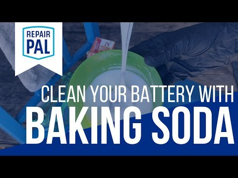 how to keep battery terminals clean