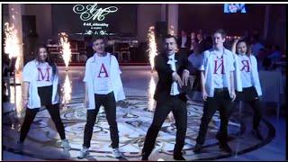 Необычный сюрприз жениха на свадьбе!!! Ведущая , тамада Олеся Устенко, Киев
