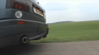 Fiat Croma 2,5 V6 (1994) Test Drive