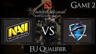 Dota 2 The International 2015 Na'Vi vs Vega Squadron(Dota 2 The International 2015 Na'Vi vs Vega Squadron Subscribe ▻ http://bit.ly/Dota2sub Facebook ▻ https://www.facebook.com/Dota2TournamentsTV Steam ..., 2015-05-30T01:22:12.000Z)