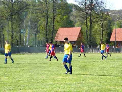 MLKS Radków 1-4 TKS Hutnik Szczytna (1-4 Rosiak)