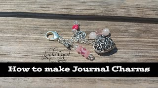Video How to make Journal Charms download MP3, 3GP, MP4, WEBM, AVI, FLV Juli 2018