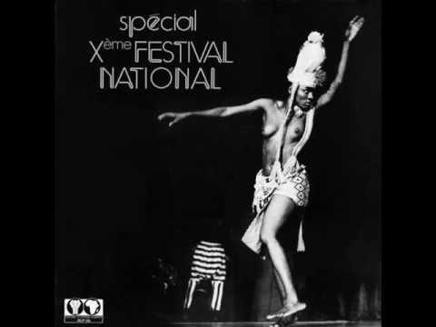 Spécial Xème Festival National (SLP 50) 1974