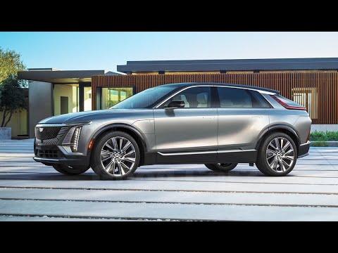 2023 Cadillac LYRIQ ALL-ELECTRIC Good Car? New Electric Car