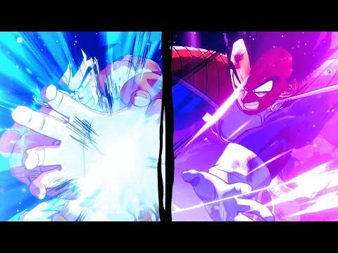 Goku vs Vegeta & The COMPLETE Saiyan Saga In Dragon Ball Z: Kakarot! Gameplay (Condensed)