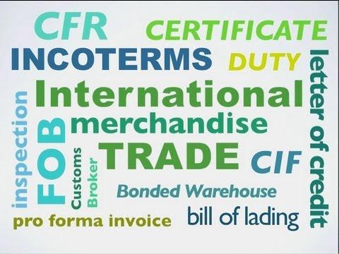 VV 32 - English Vocabulary for International Trade | Business English Vocabulary & Words