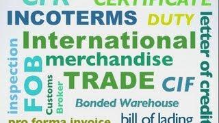 VV 32 - English Vocabulary for International Trade | Business English Vocabulary