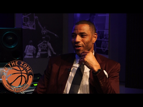 'In the Zone' with Chris Broussard Podcast: Kenyon Martin (Full Interview) - Episode 8 | FS1