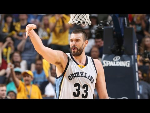 Clutch Moments from Wild Game 4 Between Spurs and Grizzlies | April 22, 2017