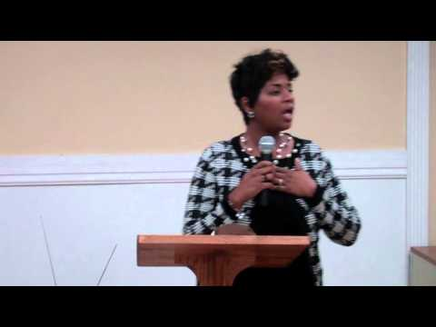 """Tia Neal Clark """"These Feet Were Made to Stand"""" 1 Corinthians 15:57-58"""