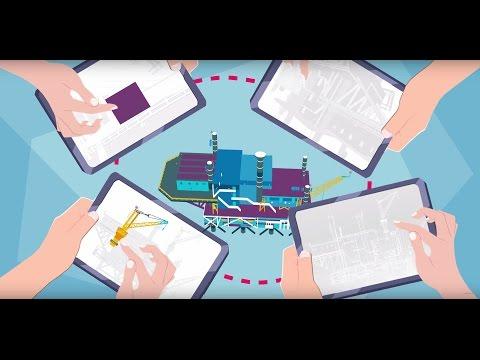 Agence motion design flat - Logiciel PLM Industrie